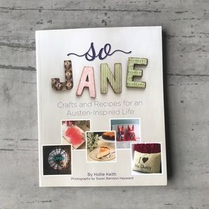 Book: So Jane By Hollie Keith